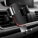 Baseus Metal Age Gravity Aluminium Car Air Vent Mount / Phone Holder
